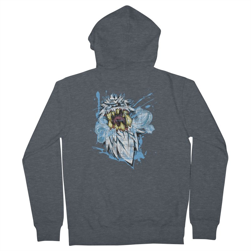 Ice Chips Women's Zip-Up Hoody by FunkyTurtle Artist Shop