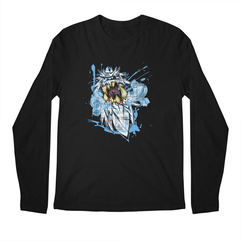 Ice Chips Men's Longsleeve T-Shirt by FunkyTurtle Artist Shop
