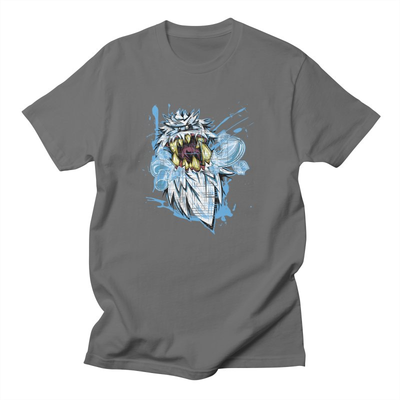 Ice Chips Men's T-Shirt by FunkyTurtle Artist Shop