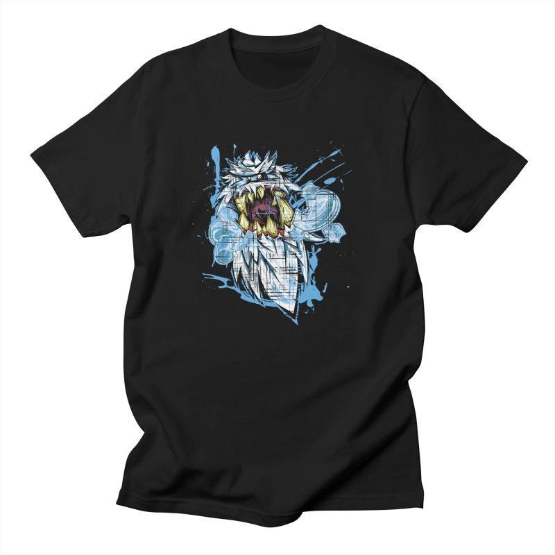 Ice Chips Men's T-Shirt by FunkyTurtle Artist Shop