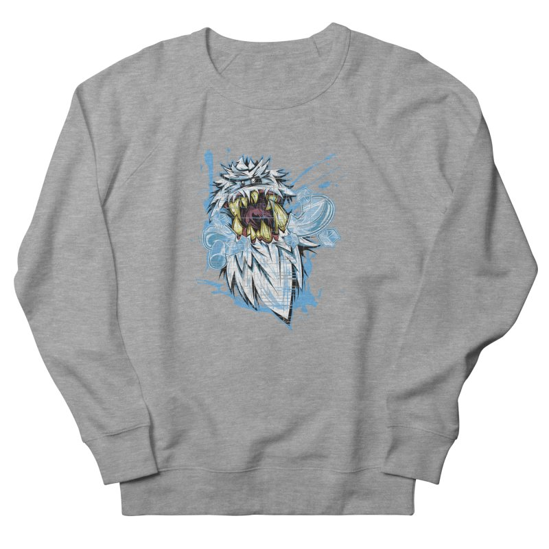 Ice Chips Men's Sweatshirt by FunkyTurtle Artist Shop