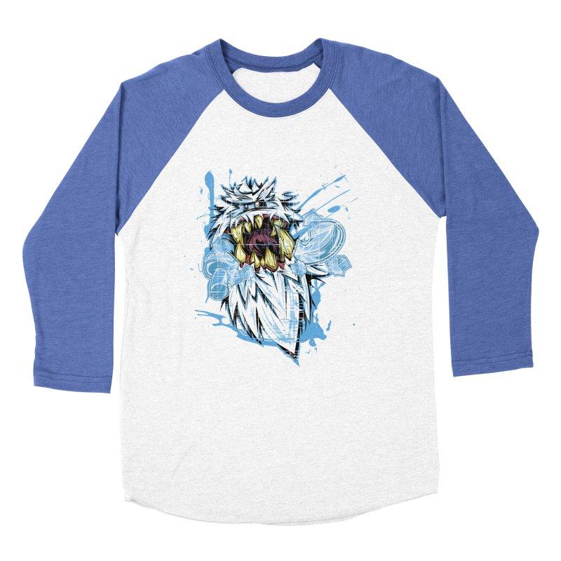 Ice Chips Women's Baseball Triblend T-Shirt by FunkyTurtle Artist Shop