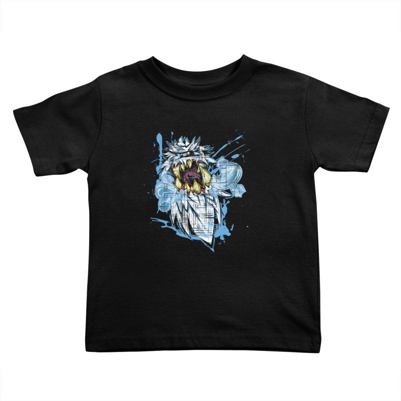Ice Chips Kids Toddler T-Shirt by FunkyTurtle Artist Shop