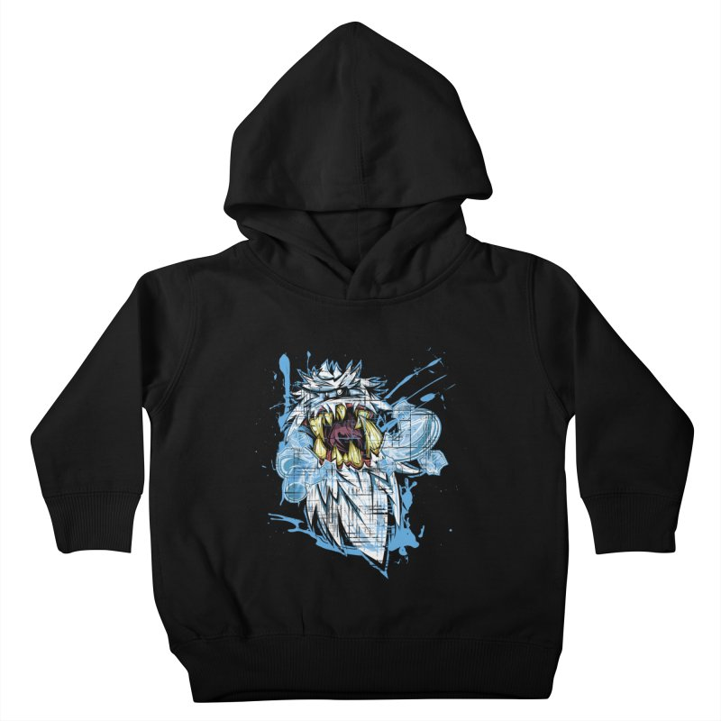 Ice Chips Kids Toddler Pullover Hoody by FunkyTurtle Artist Shop