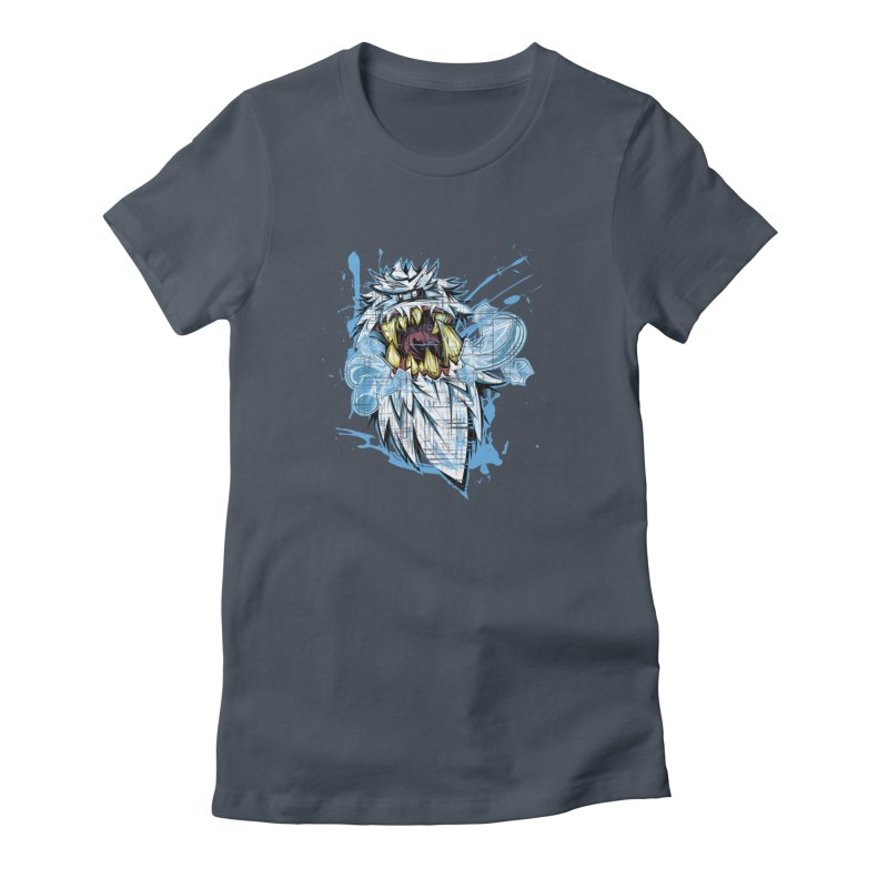Ice Chips Women's T-Shirt by FunkyTurtle Artist Shop
