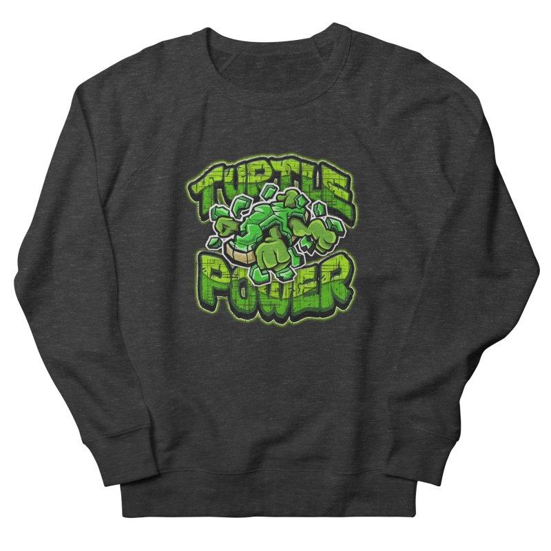 Turtle Power! Women's Sweatshirt by FunkyTurtle Artist Shop