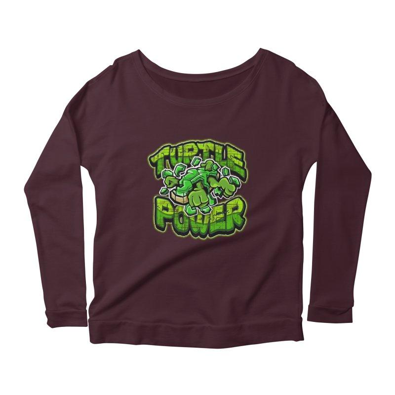 Turtle Power!   by FunkyTurtle Artist Shop