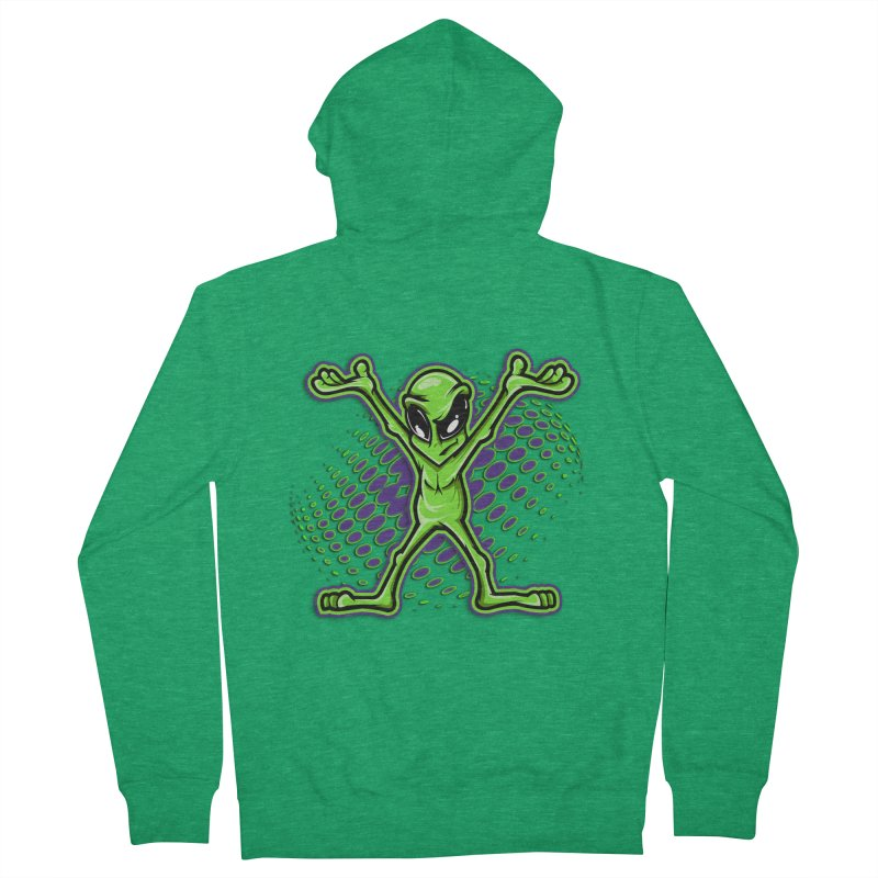 The Truth? Men's Zip-Up Hoody by FunkyTurtle Artist Shop