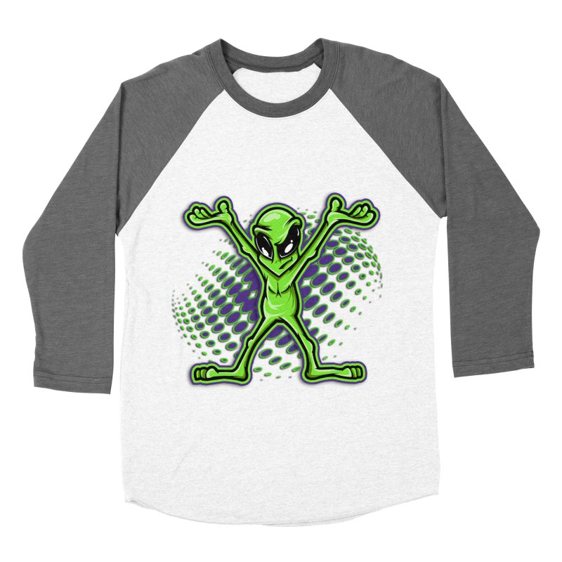 The Truth? Women's Baseball Triblend T-Shirt by FunkyTurtle Artist Shop