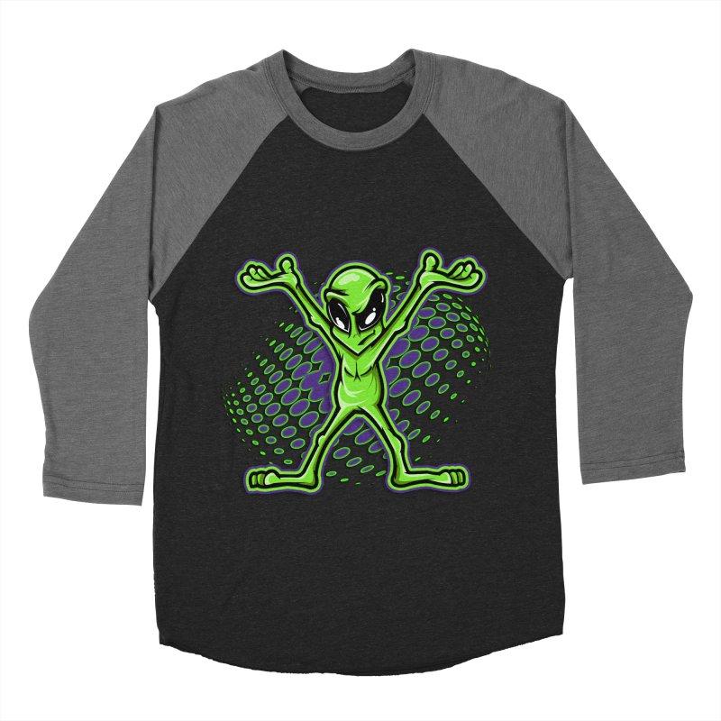 The Truth? Men's Baseball Triblend T-Shirt by FunkyTurtle Artist Shop