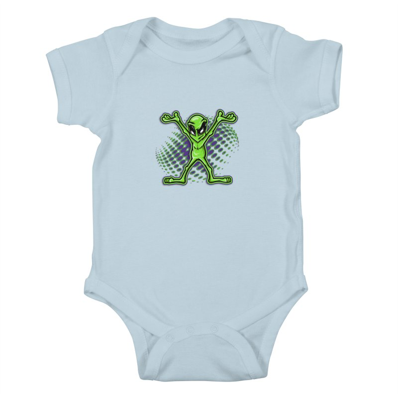 The Truth? Kids Baby Bodysuit by FunkyTurtle Artist Shop