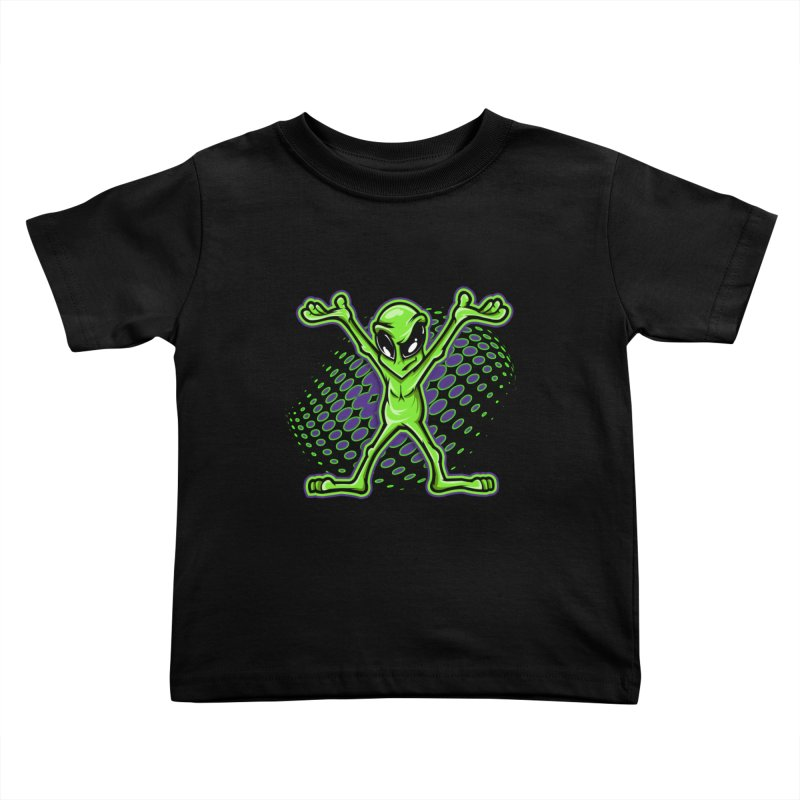 The Truth? Kids Toddler T-Shirt by FunkyTurtle Artist Shop