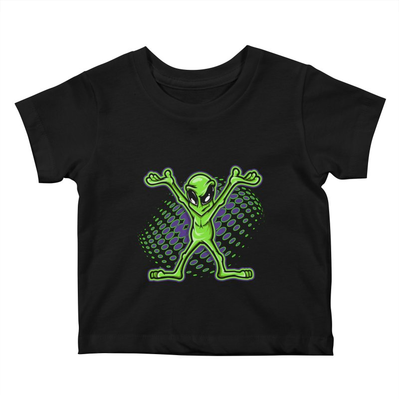 The Truth? Kids Baby T-Shirt by FunkyTurtle Artist Shop