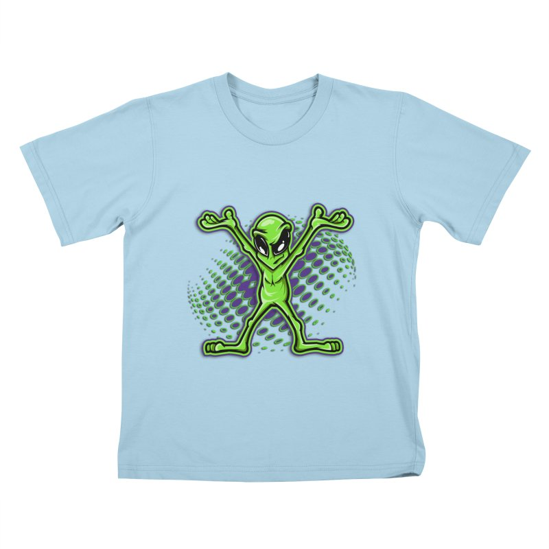 The Truth? Kids T-shirt by FunkyTurtle Artist Shop
