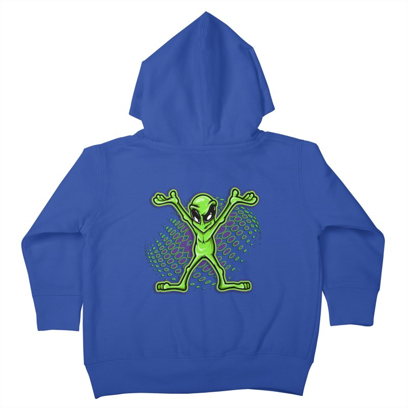 The Truth? Kids Toddler Zip-Up Hoody by FunkyTurtle Artist Shop