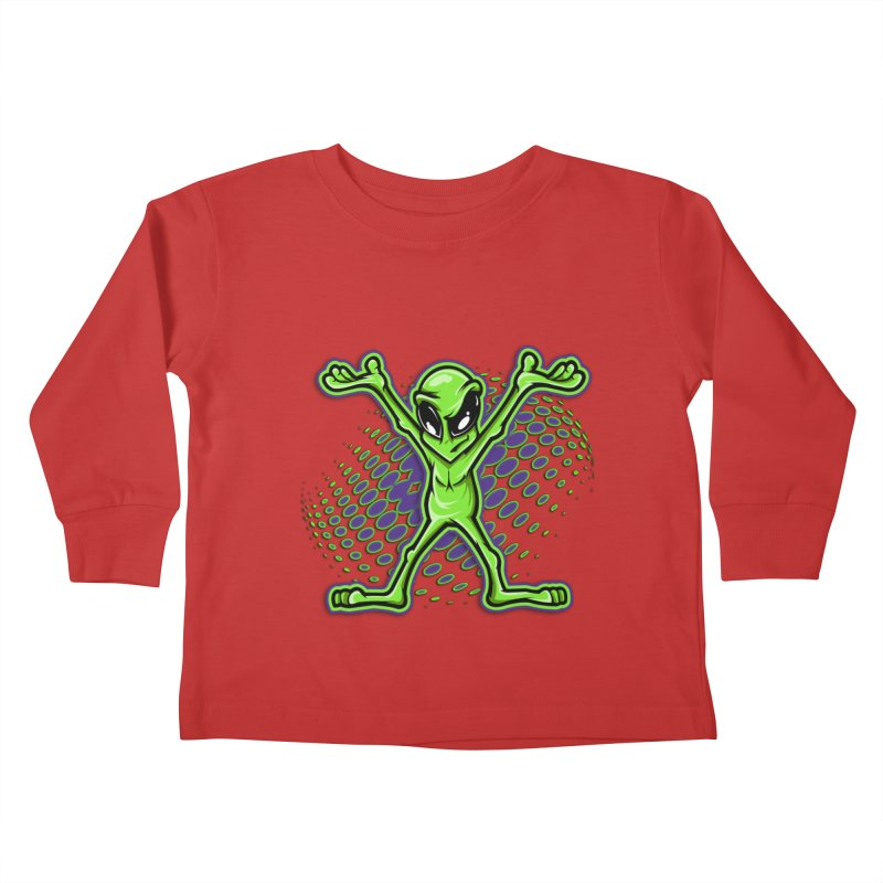 The Truth? Kids Toddler Longsleeve T-Shirt by FunkyTurtle Artist Shop
