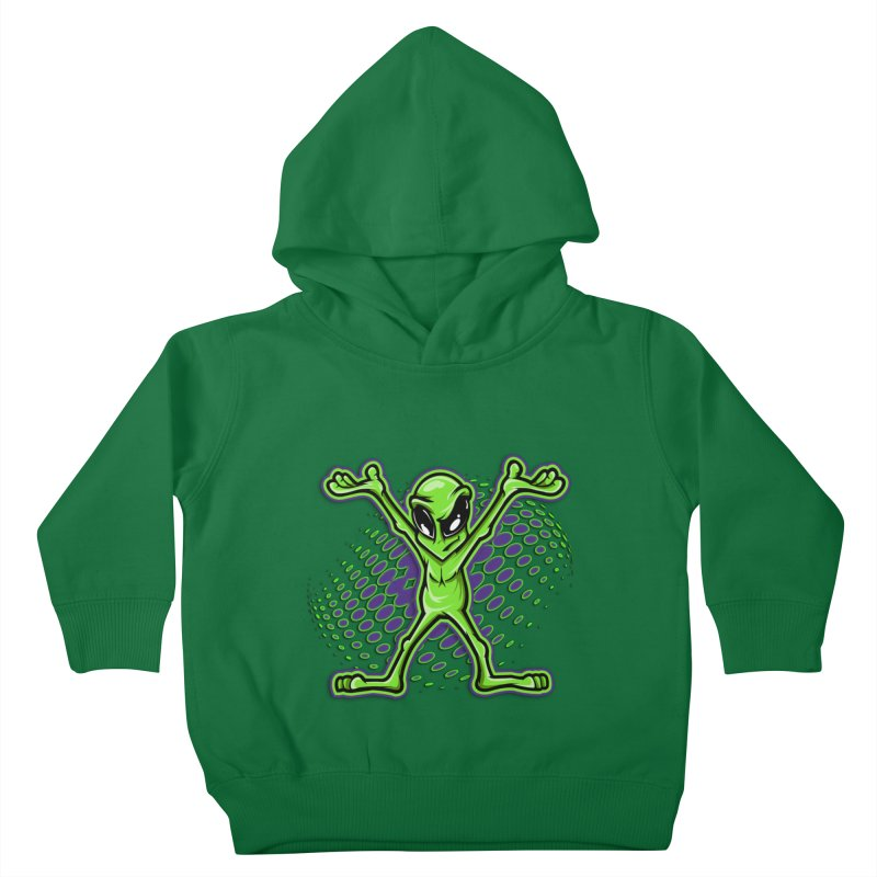 The Truth? Kids Toddler Pullover Hoody by FunkyTurtle Artist Shop