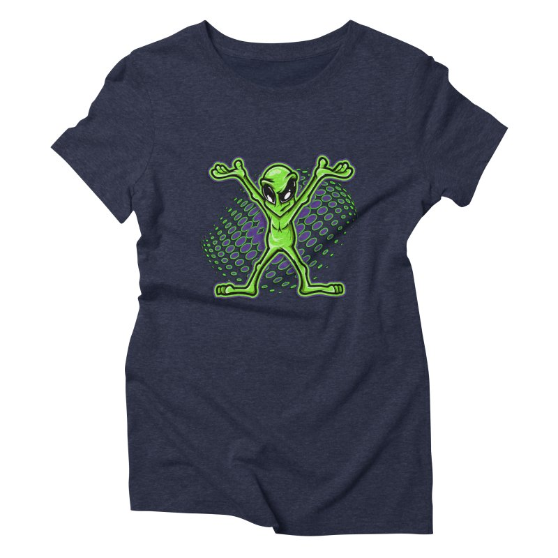 The Truth? Women's Triblend T-Shirt by FunkyTurtle Artist Shop