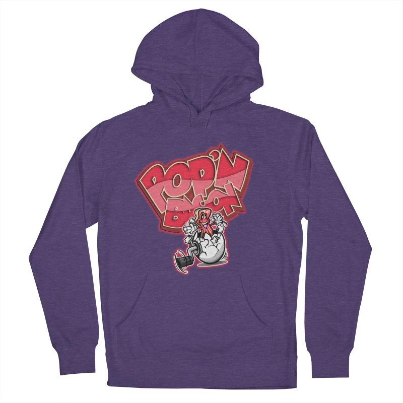 Pop'n Bacon Men's Pullover Hoody by FunkyTurtle Artist Shop