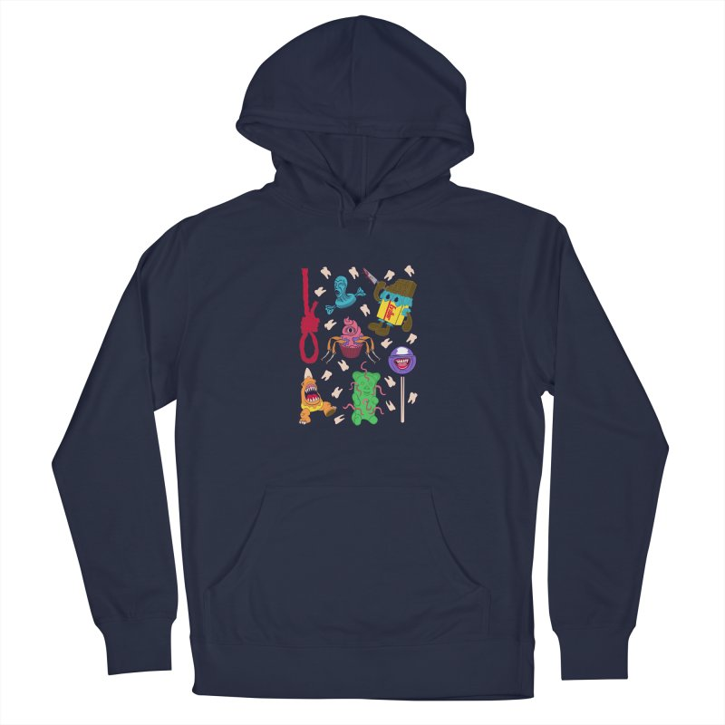 Killer Candy Men's Pullover Hoody by funnyfuse's Artist Shop