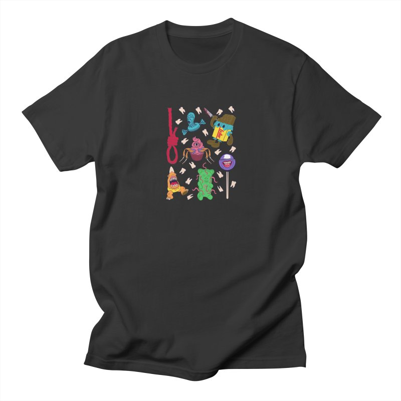 Killer Candy Men's T-Shirt by funnyfuse's Artist Shop