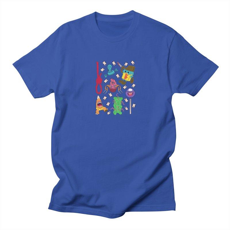 Killer Candy Men's Regular T-Shirt by funnyfuse's Artist Shop