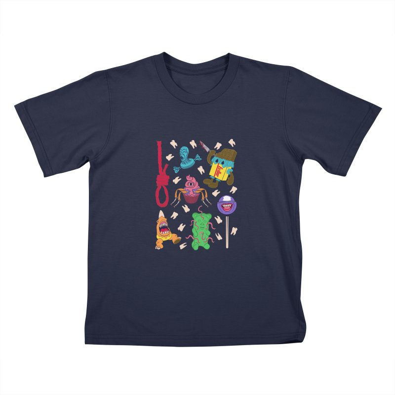 Killer Candy Kids T-Shirt by funnyfuse's Artist Shop