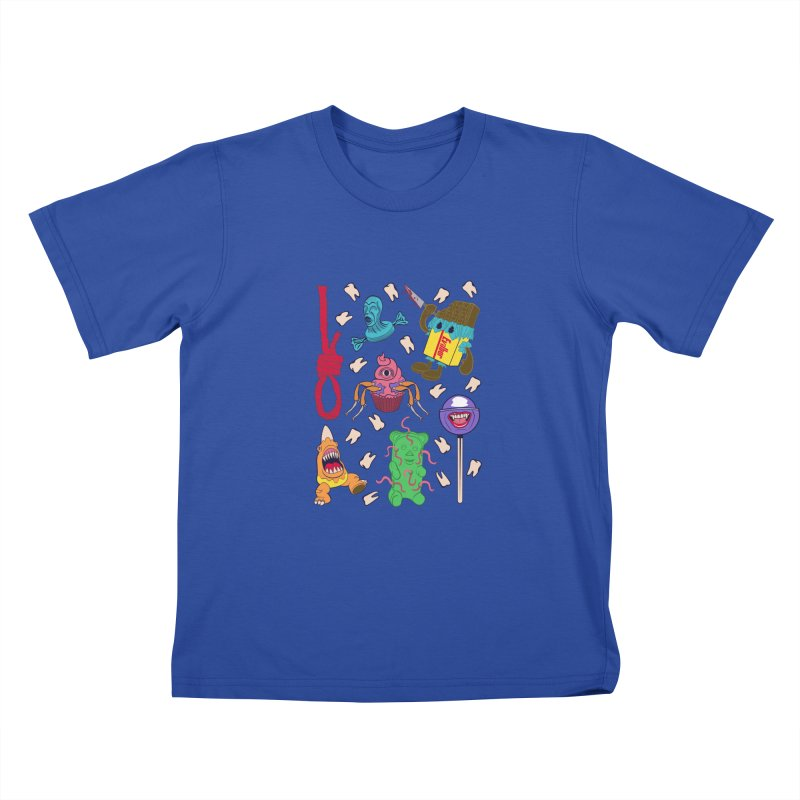 Killer Candy Kids T-shirt by funnyfuse's Artist Shop