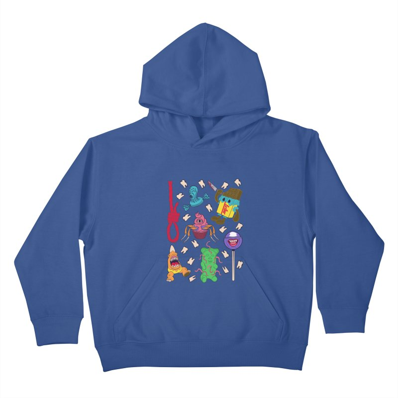 Killer Candy Kids Pullover Hoody by funnyfuse's Artist Shop