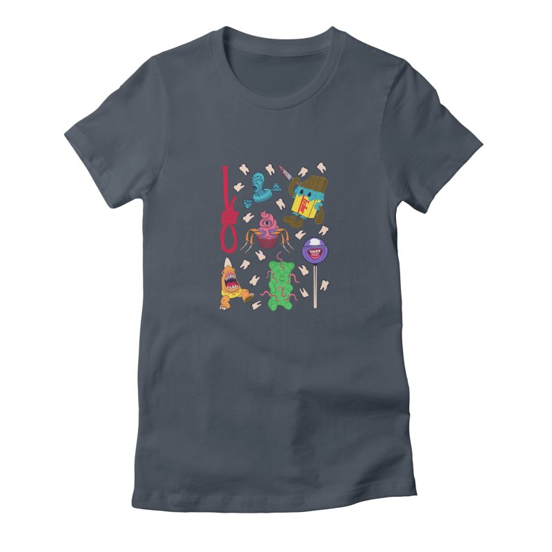 Killer Candy Women's T-Shirt by funnyfuse's Artist Shop