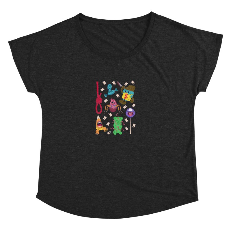 Killer Candy Women's Dolman by funnyfuse's Artist Shop