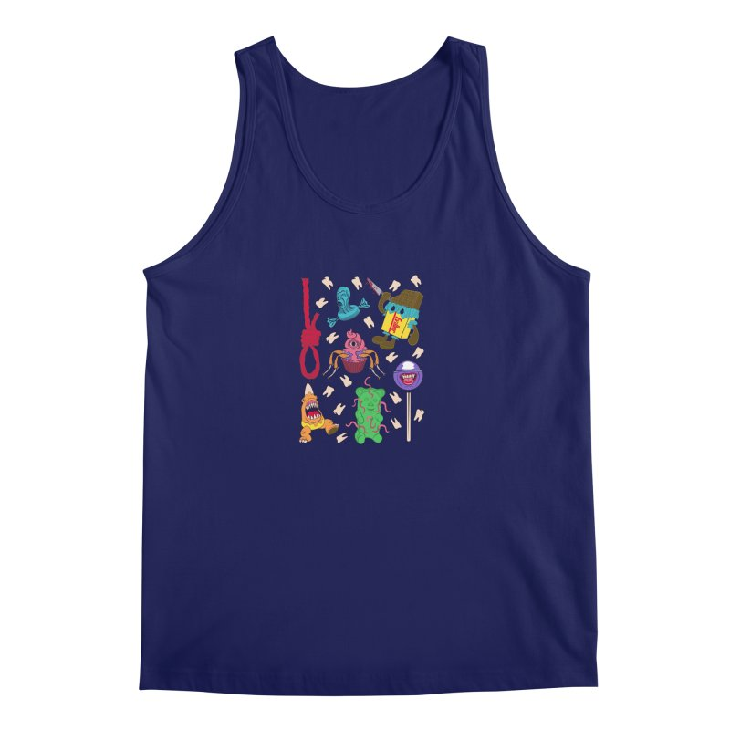 Killer Candy Men's Tank by funnyfuse's Artist Shop