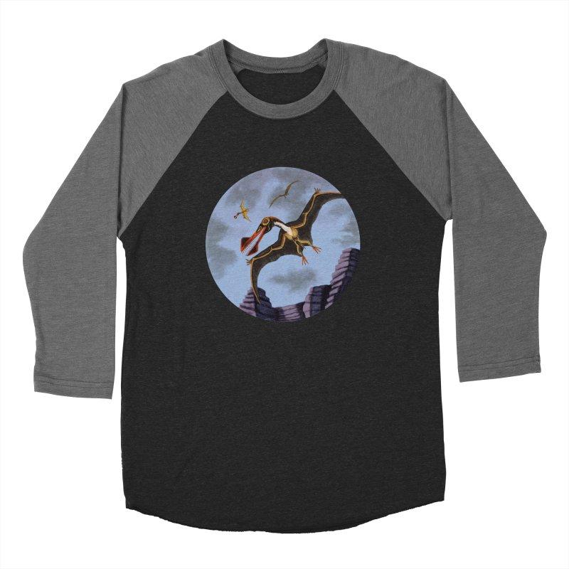 Terror in the Skies Men's Longsleeve T-Shirt by funnyfuse's Artist Shop