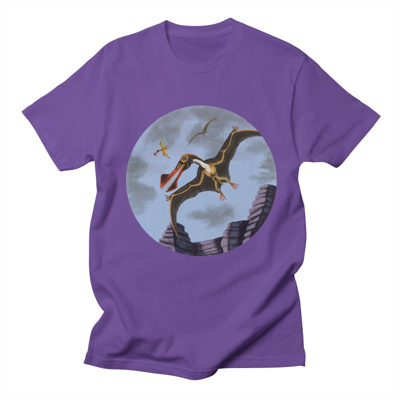 Terror in the Skies Men's T-Shirt by funnyfuse's Artist Shop