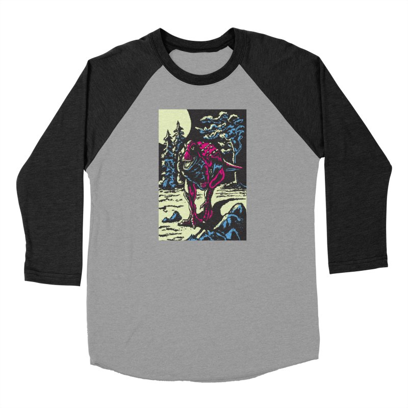 Night Predator Men's Longsleeve T-Shirt by funnyfuse's Artist Shop