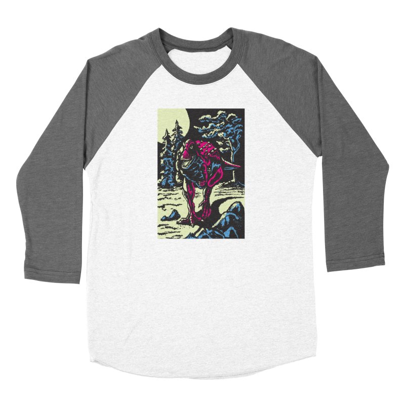 Night Predator Men's Longsleeve T-Shirt by funnyfuse's Artist Shop