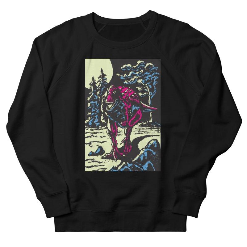 Night Predator Men's Sweatshirt by funnyfuse's Artist Shop
