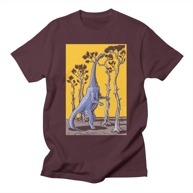 Reaching for the Treetops Men's T-Shirt by funnyfuse's Artist Shop
