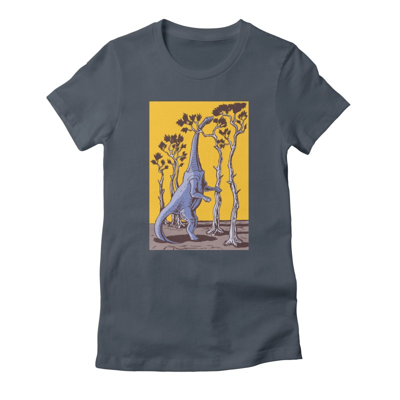 Reaching for the Treetops Women's T-Shirt by funnyfuse's Artist Shop