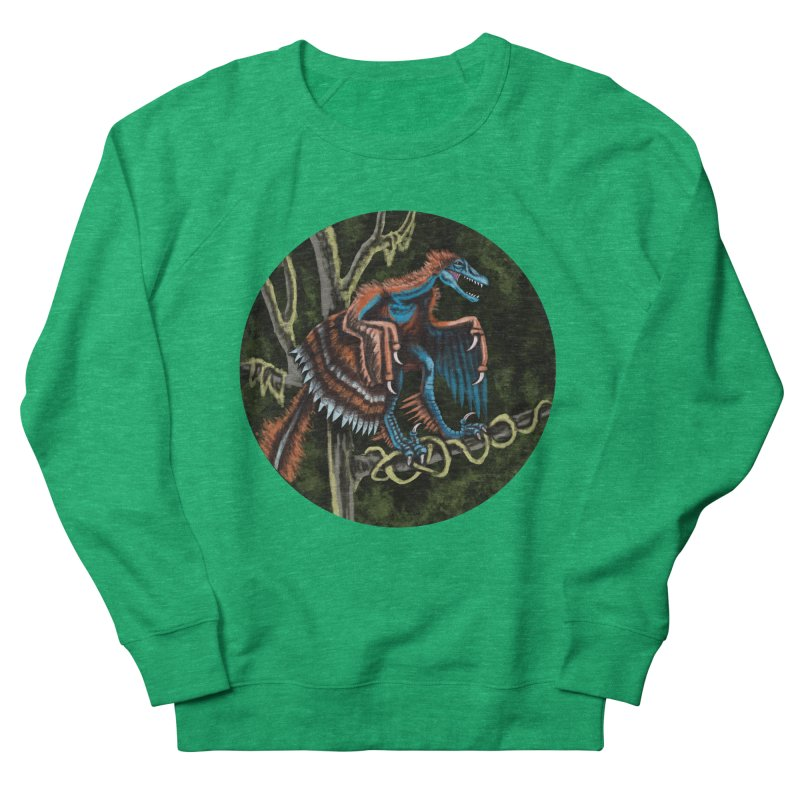 Air Raptor Women's Sweatshirt by funnyfuse's Artist Shop