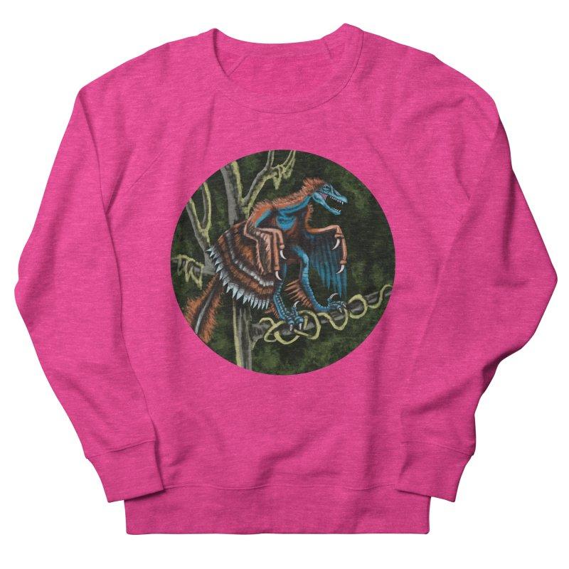 Air Raptor Women's Sweatshirt by funnyfuse's Artist Shop