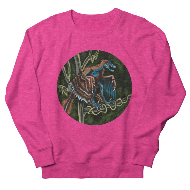 Air Raptor Men's Sweatshirt by funnyfuse's Artist Shop