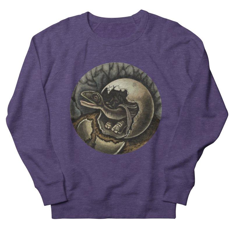 Baby Dino Women's Sweatshirt by funnyfuse's Artist Shop