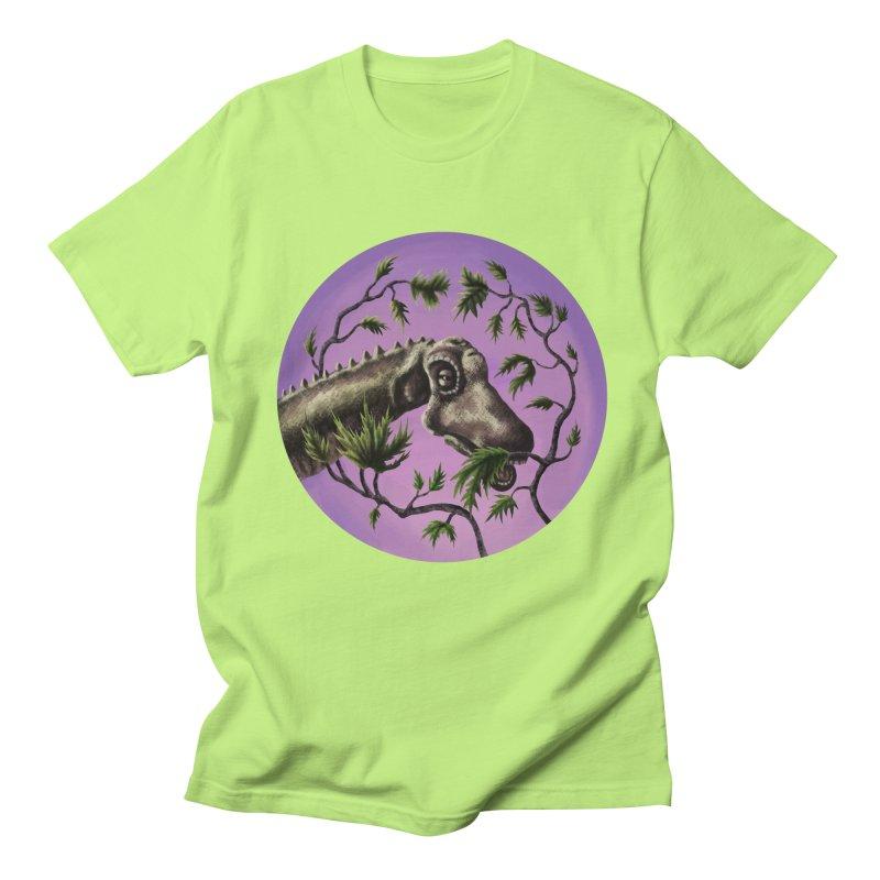 Diplodocus Men's T-shirt by funnyfuse's Artist Shop