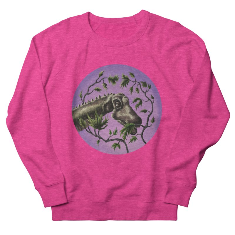 Diplodocus Women's Sweatshirt by funnyfuse's Artist Shop