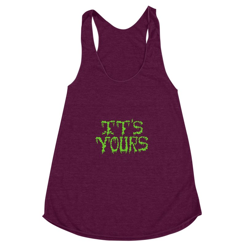 It's Yours   by funnyfuse's Artist Shop