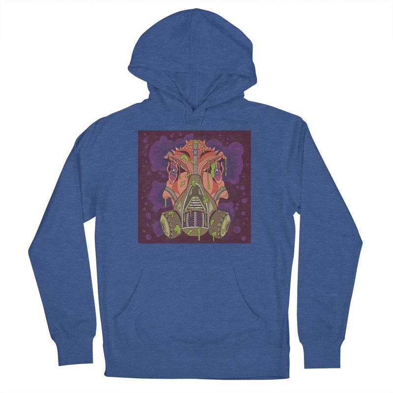 Graffiti Rex Women's Pullover Hoody by funnyfuse's Artist Shop
