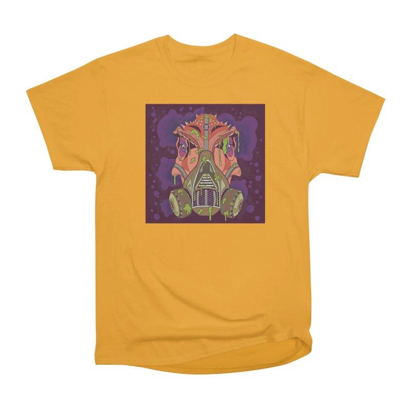 Graffiti Rex Women's Heavyweight Unisex T-Shirt by funnyfuse's Artist Shop