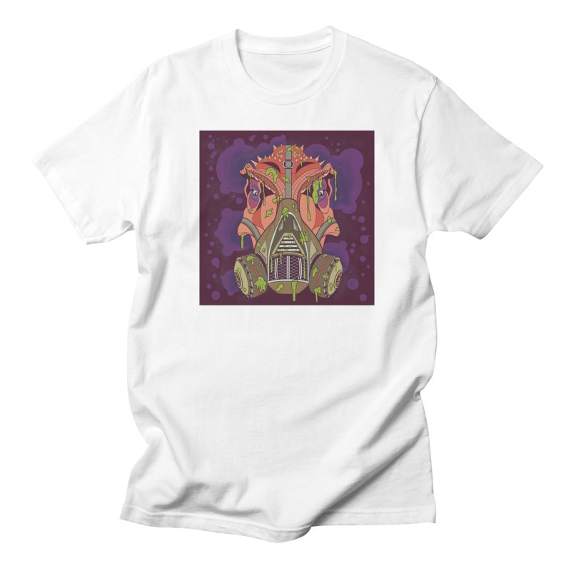Graffiti Rex Men's T-Shirt by funnyfuse's Artist Shop