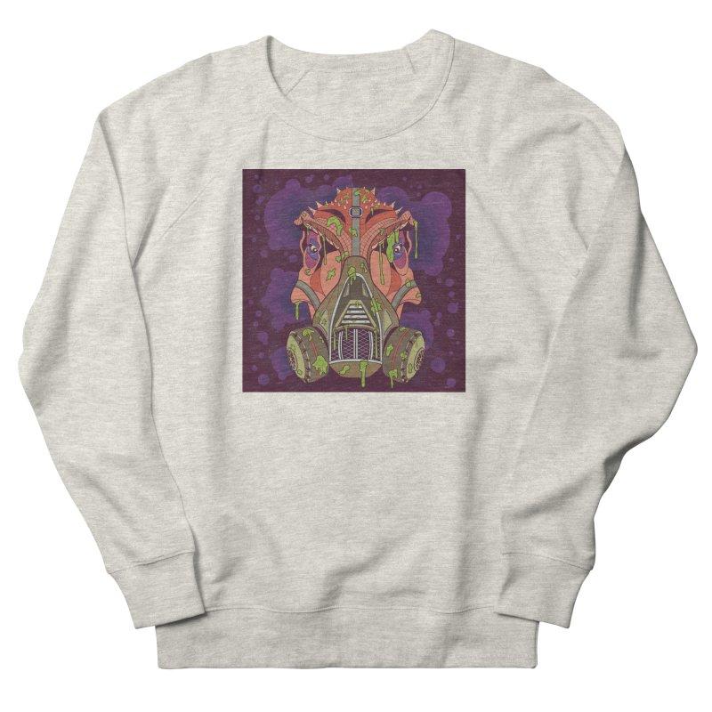 Graffiti Rex Men's French Terry Sweatshirt by funnyfuse's Artist Shop